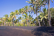 Punaluu Beach Park, Island of Hawaii