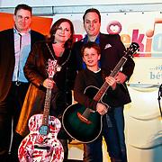 NLD/Blaricum/20100304 - Opening Vrouw Moeder Kind Centrum in Tergooiziekenhuis Blaricum, burgemeester Joan de Zwart-Bloch samen met Frans