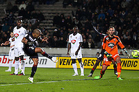 Goal Wahbi Khazri - 06.12.2014 - Bordeaux / Lorient - 17eme journee de Ligue 1 -<br />