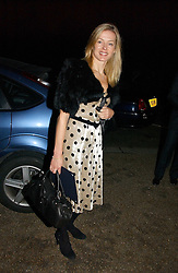 LADY HELEN TAYLOR at a party to celebrate the 25th anniversary of leading restaurant Le Caprice held at The Serpentine Gallery, London on 3rd October 2006.<br />