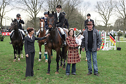Thijs Ronny - Apollo van de Wendy Kurt Hoeve<br /> Nationaal kampioenschap eventing LRV <br /> Lummen 2006<br /> Photo &copy; Hippo Foto