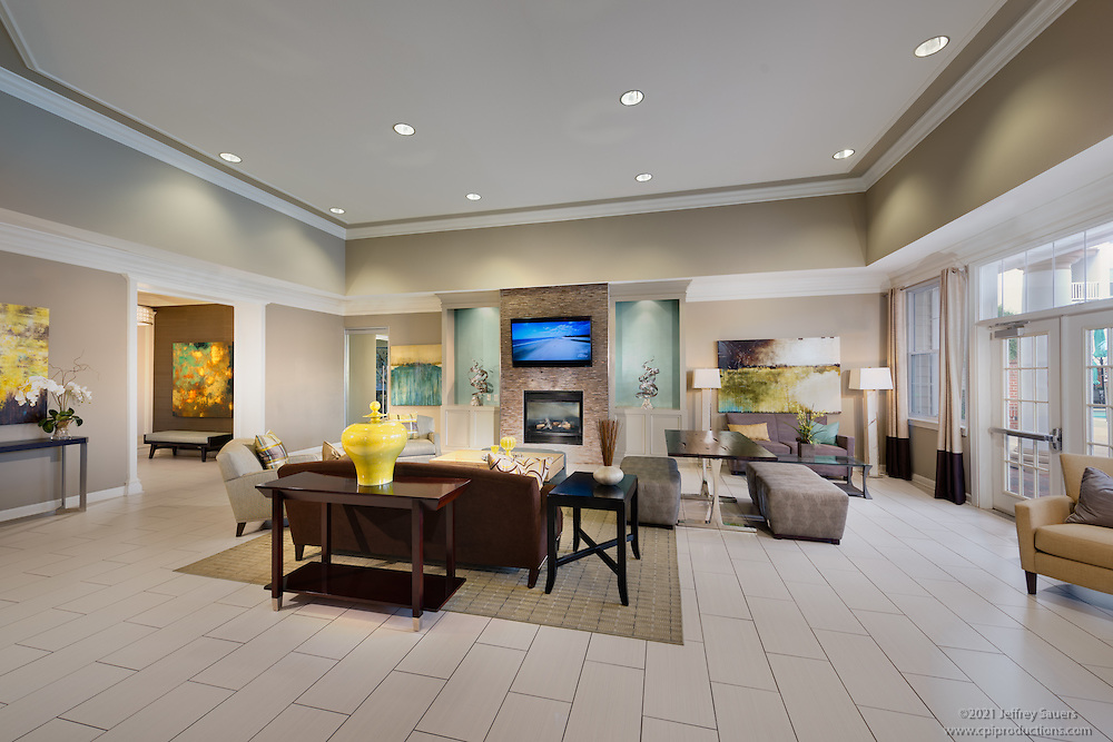 Interior design image of  Pinnacle at Town Center in Germantown Maryland by Jeffrey Sauers of Commercial Photographics, Architectural Photo Artistry in Washington DC, Virginia to Florida and PA to New England