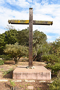 Cross at La Purisima Mission