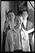 Bronski Beat,Spitalfields, London 1984