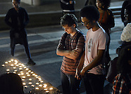 Vigil Held for Murdered Trans Gender Person at Temple University  in Philadelphia, Pennsylvania