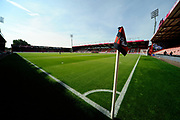 The Vitality Stadium before the Premier League match between Bournemouth and Manchester City at the Vitality Stadium, Bournemouth, England on 26 August 2017. Photo by Graham Hunt.