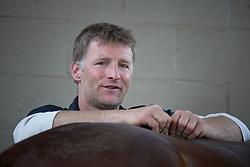 Jurgen Barczuk, osteopathie<br /> Health & Trainingscenter Equiatros<br /> Scheldewindeke 2011<br /> © Dirk Caremans