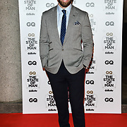 Chris Robshaw Arrivers at GQ 30th Anniversary celebration at Sushisamba, The Market, Convent Garden on 29 October 2018.
