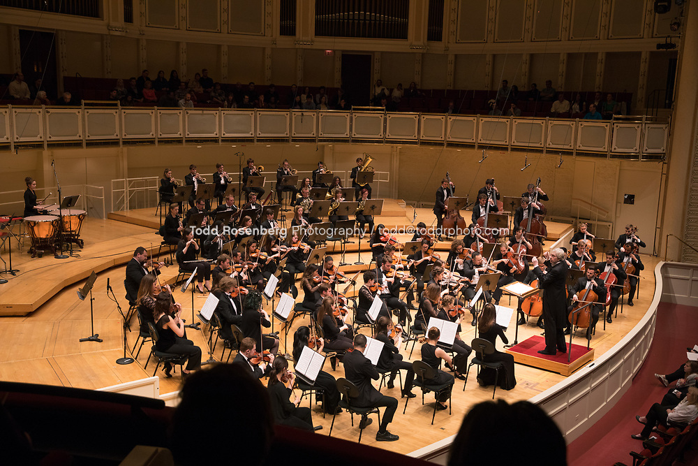 5/24/17 7:33:18 PM<br /> <br /> DePaul University School of Music<br /> DePaul Symphony Orchestra's Spring Concert at Orchestra Hall<br /> <br /> Cliff Colnot, Conductor<br /> <br /> Claude Debussy (1862-1918)<br /> Prelude to the Afternoon of a Faun<br /> <br /> Pyotr Ilyich Tchaikovsky (1840-1893)<br /> Symphony No. 5 in E Minor, Op. 64<br /> <br /> &copy; Todd Rosenberg Photography 2017