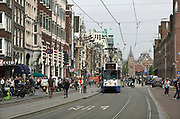 Nederland, the Netherlands, 16-5-2017Het Rokin is de straat tussen het centraal station en de Dam.Foto: Flip Franssen