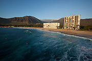 Lualualei Beach, Waianae, Leeward Oahu, Hawaii