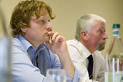 Union Members at the ASLEF Trade Union Conference,