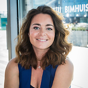 NLD/Amsterdam/20160823 - Seizoenpresentatie SBS 2016, Kim Lian van der Meij