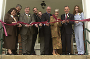 15349Grand opening of the Voinovich Center & Ilgard building dedication with Sen. Voinovich