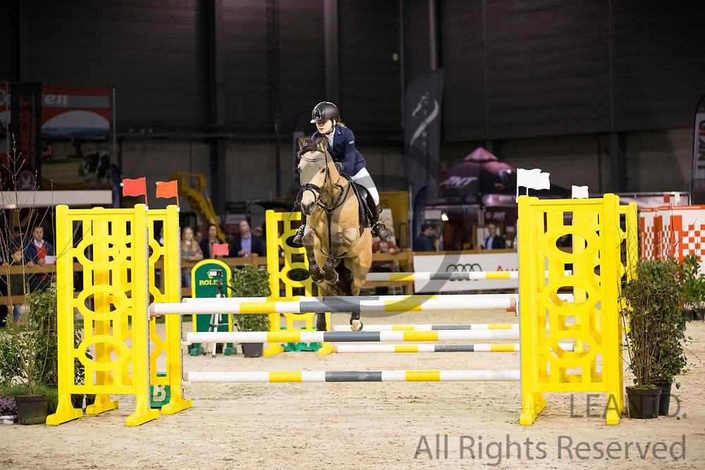 Iza Heurkens - Prinz<br /> Indoor Brabant 2017<br /> © DigiShots