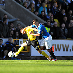 Livingston v Rangers | Scottish Championship | 4 October 2014