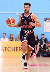 Lewis Champion of Bristol Flyers - Photo mandatory by-line: Alex James/JMP - 15/12/2018 - BASKETBALL - SGS Wise Arena - Bristol, England - Bristol Flyers v Manchester Giants - British Basketball League Championship