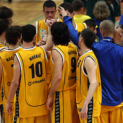 20080419: Basketball - Luka Koper vs Union Olimpija