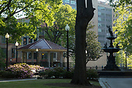 Memphis TN Court Square Gazebo