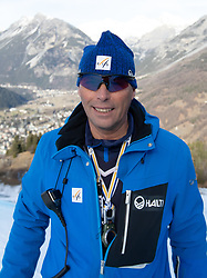 28.12.2018, Stelvio, Bormio, ITA, FIS Weltcup Ski Alpin, Abfahrt, Herren, im Bild Markus Waldner (FIS Chef Renndirektor Weltcup Ski Alpin Herren) // Markus Waldner Chief Race Director World Cup Ski Alpin Men of FIS during the men's FIS ski alpine world cup at the Stelvio in Bormio, Italy on 2018/12/28. EXPA Pictures © 2018, PhotoCredit: EXPA/ Johann Groder
