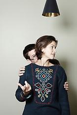 Playtime: Viveka and Jean-Michel (Paris, Nov. 2010)