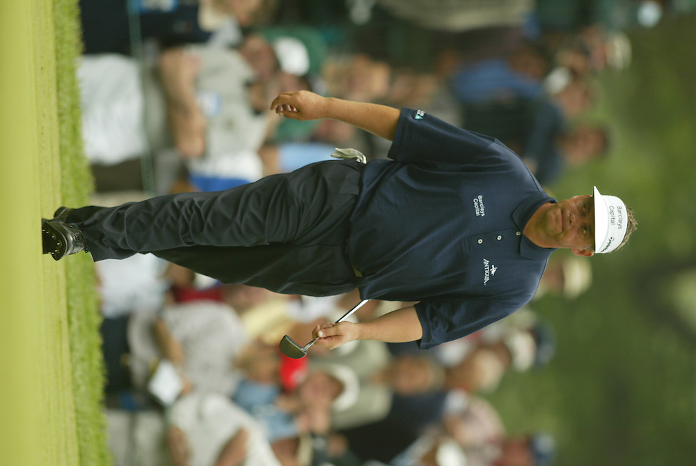 2003 U.S. Open..Second Round..Olympia Fields CC..Chicago, IL..Friday June 13 2003..photograph by Darren Carroll