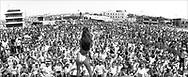Hermosa Beach Miss Miller Lite | Men's AVP $150,000 Miller Lite U.S. Championships August 26-27, 1989 Hermosa Beach, California#BikiniContest @MillerBeers  From Widelux Beach available at Kim Reilly Arts on Manhattan Ave. in Manhattan Beach, California. (310) 372-3681