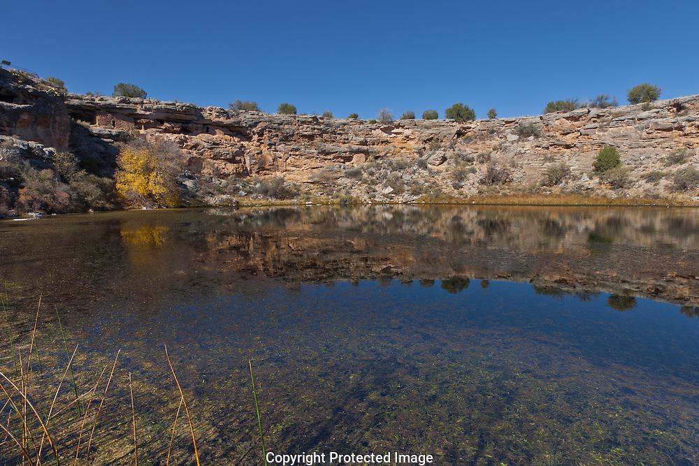Montezuma Well National Monument, AZ