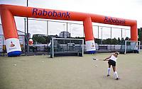 ROTTERDAM - Rabobank kids day en clinic.  Foto Koen Suyk