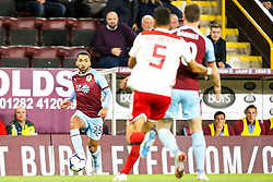 Aaron Lennon of Burnley - Mandatory by-line: Robbie Stephenson/JMP - 30/08/2018 - FOOTBALL - Turf Moor - Burnley, England - Burnley v Olympiakos - UEFA Europa League Play-offs second leg