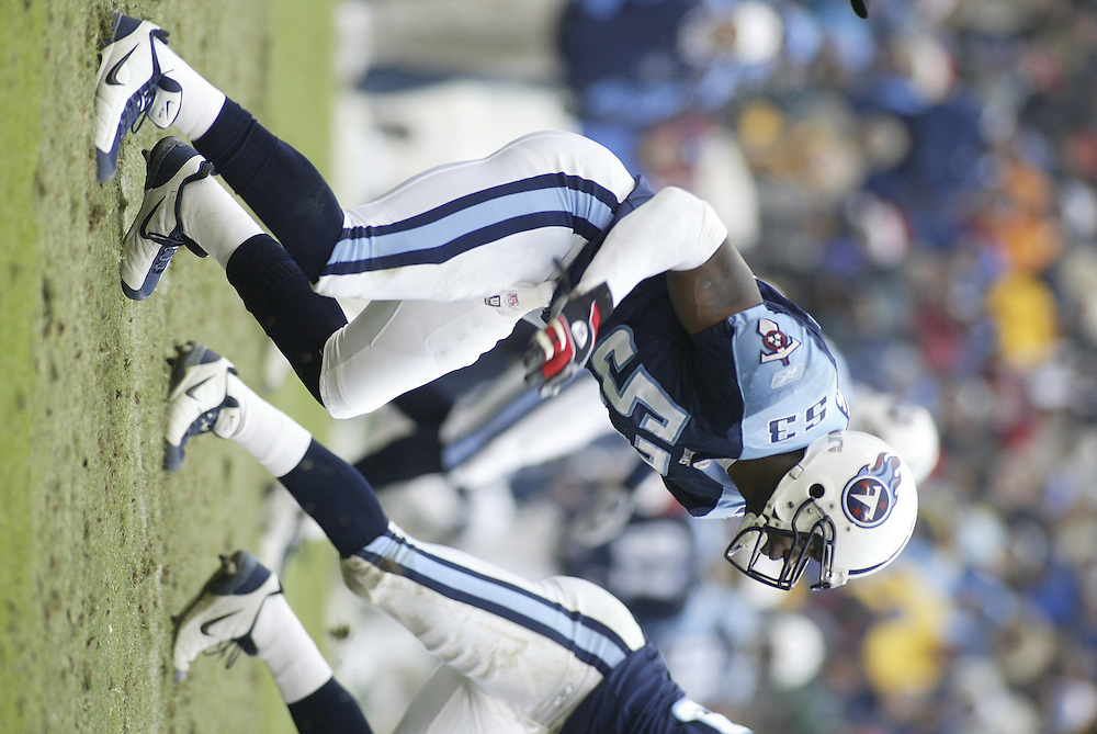 2003 NFL Week 15 - Buffalo Bills @ Tennessee Titans