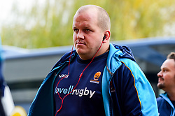 Callum Black arrives at Kingsholm prior to kick off  - Mandatory by-line: Ryan Hiscott/JMP - 01/12/2018 - RUGBY - Kingsholm - Gloucester, England - Gloucester Rugby v Worcester Warriors - Gallagher Premiership Rugby