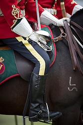 Household Cavalry<br /> CSIO 5* Spruce Meadows Masters - Calgary 2016<br /> © Hippo Foto - Dirk Caremans<br /> 11/09/16
