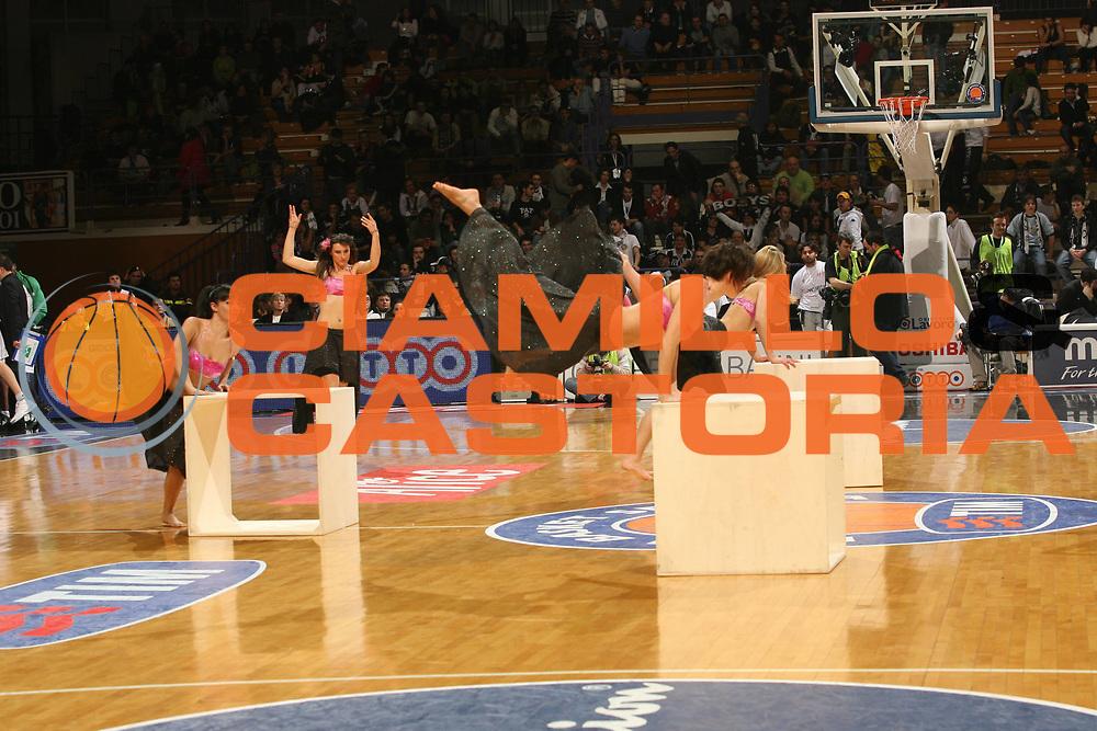 DESCRIZIONE : Bologna Coppa Italia 2006-07 Semifinale Montepaschi Siena Benetton Treviso<br /> GIOCATORE : Cheerleaders<br /> SQUADRA : <br /> EVENTO : Campionato Lega A1 2006-2007 Tim Cup Final Eight Coppa Italia Semifinale <br /> GARA : Montepaschi Siena Benetton Treviso <br /> DATA : 10/02/2007 <br /> CATEGORIA : <br /> SPORT : Pallacanestro <br /> AUTORE : Agenzia Ciamillo-Castoria/M.Marchi