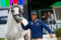 Jimenez Cobo Juan Antonio, ESP, Euclides Mor<br /> EC Rotterdam 2019<br /> © Hippo Foto - Sharon Vandeput<br /> 18/08/19