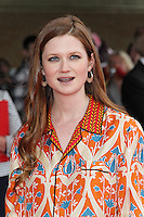 LEAVESDEN - MARCH 31: Bonnie Wright attends the Worldwide Grand Opening of the Warner Bros. Studio Tour London  The Making of Harry Potter at Leavesden Studios, Watford, UK. March 31, 2012. (Photo by Richard Goldschmidt)