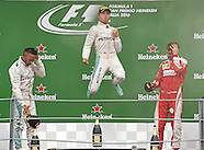 Rosberg Wins Italian F1 Grand Prix, Monza