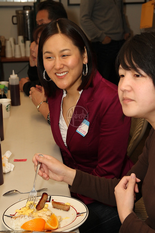 ACLF Family Breakfast 2011 at the Nissei Vets Hall.