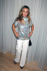 JEANNE MARINE at an Evening at Sanderson in Aid of CLIC Sargent held at The Sanderson Hotel, 50 Berners Street, London W1 on 15th May 2007.<br />