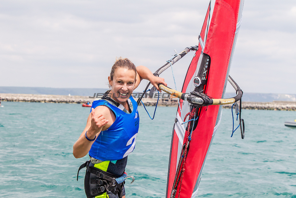 ISAF Sailing World Cup Weymouth and Portland  8-14 June ,2015.