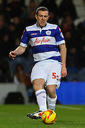 Picture by David Horn/Focus Images Ltd +44 7545 970036<br /> 07/12/2013<br /> Richard Dunne of Queens Park Rangers during the Sky Bet Championship match at the Loftus Road Stadium, London.