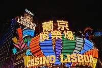 Chine, Macao, Casino Lisboa // China, Macau, Casino Lisboa