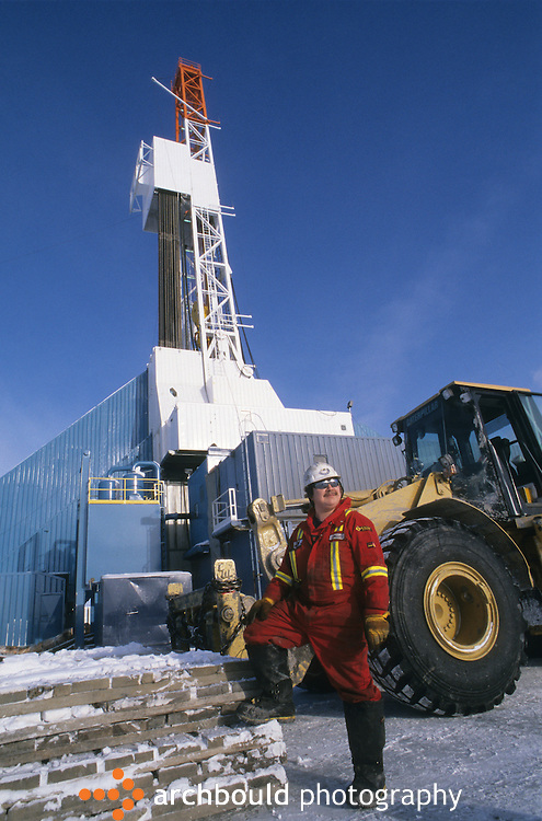 Western Arctic Oil drilling rig and operator<br /> <br /> NOT IN YOUR BUDGET? Contact Cathie for a price specific to your project.