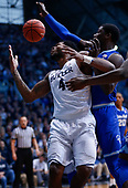NCAA Basketball - Butler Bulldogs vs Seton Hall Pirates - Indianapolis, IN