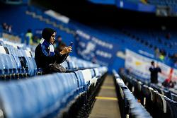 Chelsea fans begin to enter the stadium - Mandatory by-line: Jason Brown/JMP - 08/05/17 - FOOTBALL - Stamford Bridge - London, England - Chelsea v Middlesbrough - Premier League