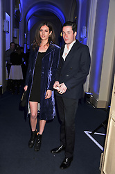 LILY RAGE and BLAISE PATRICK at the Vogue Festival 2012 in association with Vertu held at the Royal Geographical Society, London on 20th April 2012.
