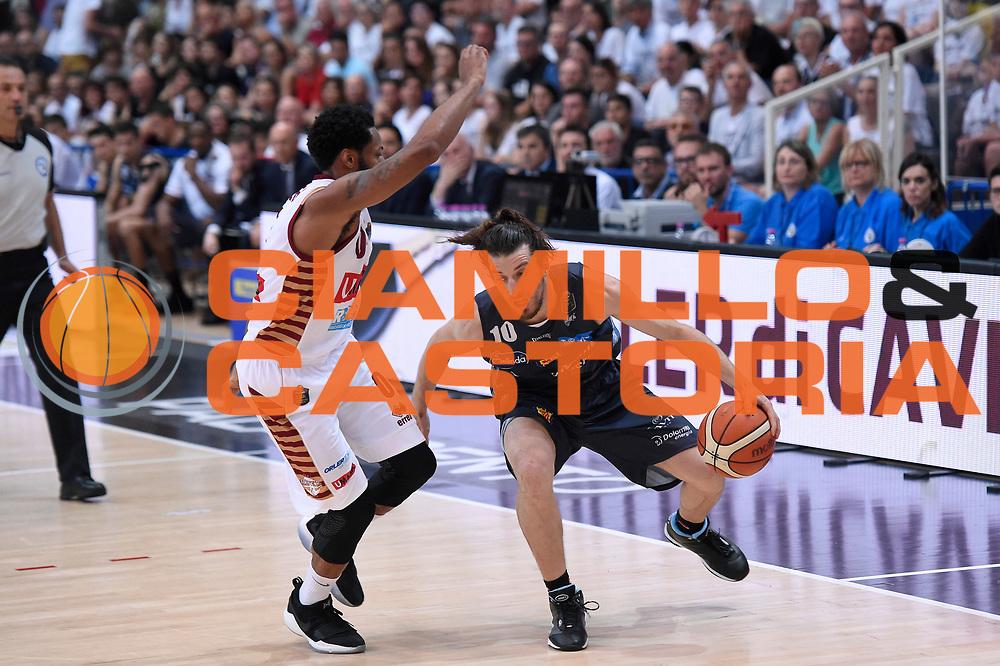 Andres Pablo Toto Forray<br /> Dolomiti Energia Aquila Basket Trento - Umana Reyer Venezia<br /> Lega Basket Serie A 2016/2017<br /> Playoff, finale gara 3<br /> Trento, 14/06/2017<br /> Foto M.Ceretti / Ciamillo-Castoria