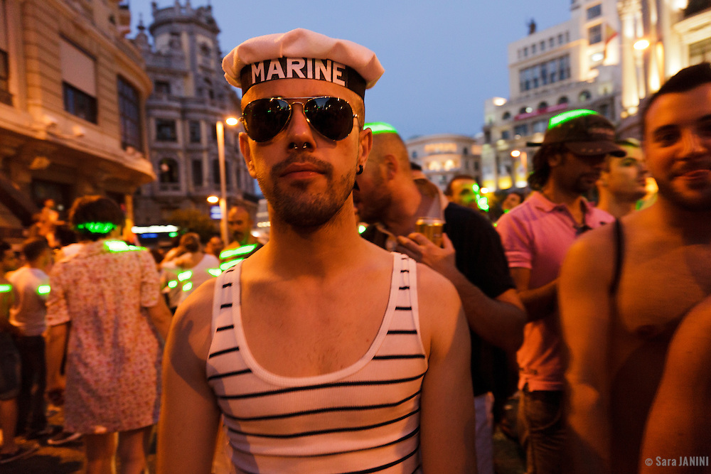 Gay Pride, Madrid, Spain