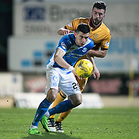 St Johnstone v MotherwellÖ17.12.16     McDiarmid Park    SPFL<br /> Graham Cummins<br /> Picture by Graeme Hart.<br /> Copyright Perthshire Picture Agency<br /> Tel: 01738 623350  Mobile: 07990 594431