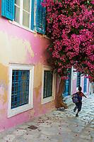 Grece, Cyclades, ile de Syros, Ermoupoli // Greece, Cyclades islands, Syros island, Ermoupoli